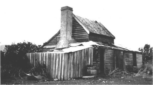 Fawkner, JP, cottage at Claremont